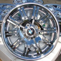 "18 Inch Chrome Automotive FWD Rims 18"" Wheels - Set of 4"