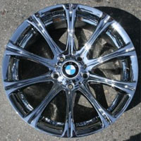 "18 Inch Triple Plated Automotive Rims 18"" Wheels - Set of 4 RWD"