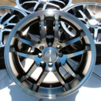 "16 Inch Automotive Rims 16"" Wheels - Set of 4"
