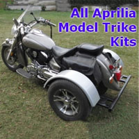 Aprilia Motorcycle Trike Kit - Fits All Models