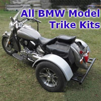 BMW Motorcycle Trike Kit - Fits All Models
