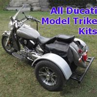 Ducati Motorcycle Trike Kit - Fits All Models
