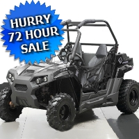 Brand New Lightning UTV Model Utility Vehicle