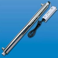 "Ultraviolet 1"" Water Disinfection System"