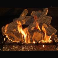 High Grade Canyon Oak 18in Glo-Fire Gas Logs