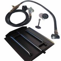 High Grade 18in Stainless Steel Burner Kit