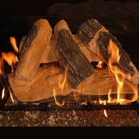 High Grade Baypoint 18in GloFire Gas Logs