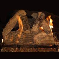 High Grade Cascade 18in Glo-Fire Gas Logs