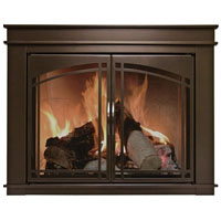 Brand New Fenwick Fireplace Glass Door