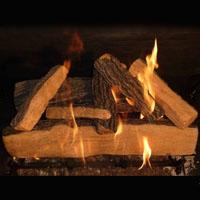 High Grade Richmond 24in Glo-Fire Gas Logs