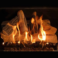 High Grade Baypoint 24in GloFire Gas Logs