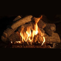 High Grade Cascade 30in Glo-Fire Gas Logs