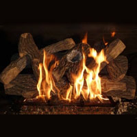 High Grade Kingston 30in GloFire Gas Logs