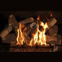 High Grade Kingston 30in GloFire Gas Logs