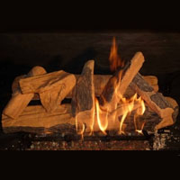 High Grade Baypoint 30in GloFire Gas Logs