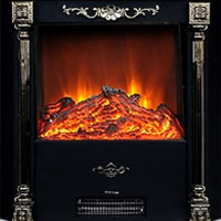 "High Quality 25"" LED Flame Freestanding Electric Fireplace W/Remote Control"