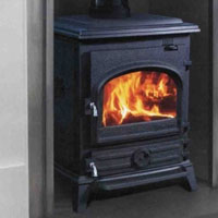 High Grade Glo-Fire Pony Small Non-Catalytic Wood Stove