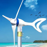 Brand New 650 Watt Wind Turbine Generator System