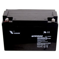 High Quality Deep Cycle Battery 100 Amp
