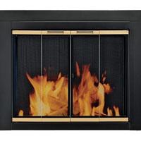 Brand New Arrington Fireplace Glass Door