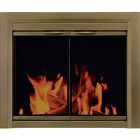 Brand New Cahill Fireplace Glass Door