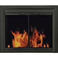Brand New Carlisle Fireplace Glass Doors