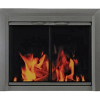 Brand New Craton Fireplace Glass Door
