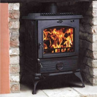 High Grade Glo-Fire Appaloosa Medium Non-Catalytic Wood Stove