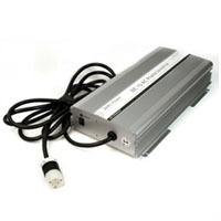 2500 Watt Power Inverter with Built-in Extension Cord 12 Volt