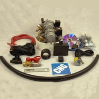 CNG Propane Tri Fuel Hybrid Conversion Kit for 8 or 10 Cylinder Fuel Injected Engines Over 6.5L