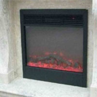 High Grade 39in Electric Fireplace Insert