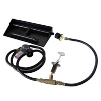High Quality Rect. Burner to LP Bottle Connection Kit
