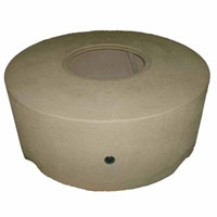 """High Grade Patio Pleasures  54"""" Round Fire Pit Form"""
