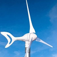 Brand New 550 Watt Wind Turbine Generator System