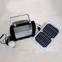 High Quality 54-LED Super Bright White Solar Powered PIR Sensor Security Light