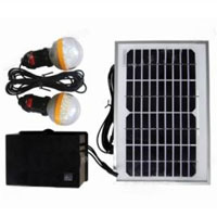 High Quality Plastic 36-LED White Light Solar Powered Flood & Security Light