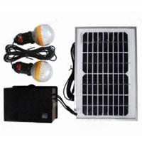 High Quality Plastic 36-LED White Light Solar Powered Flood & Security Light