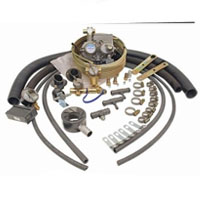 CNG Conversion Kit for 10 Cylinder Engines - Fits All Types of Engines