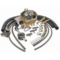 3rd Generation CNG Conversion Kit for 4 Cylinder Engines - Fits All Types of Engines