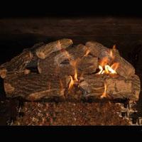 High Grade Kingston 24in GloFire Gas Logs