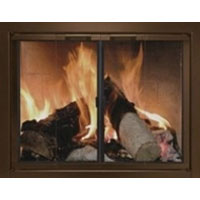 Brand New Residential Retreat Newcastle  Fireplace Door
