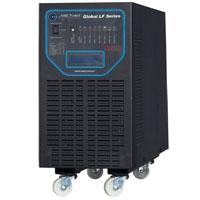 6000 Watt Pure Sine Low Frequency Solar Inverter Charger - 24 volt