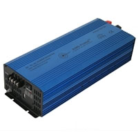 High Quality 1500 Watt Pure Sine Power Inverter with Built in Transfer Switch & Charger