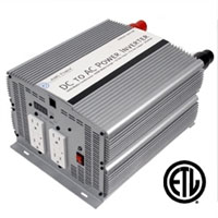 High Quality 3000 Watt Power Inverter GFCI ETL Certified