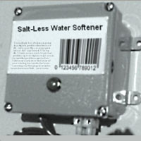 High Quality No Salt Electric Water Softener