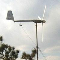 WG1500W 24V Wind Turbine Generator Wind Power System