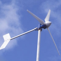WG1KW 12V Wind Turbine Generator Wind Power System