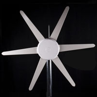 WG300 Wind Turbine Generator 300W 12V with Integrated Controller