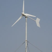 WG3KW 48V Wind Turbine Generator Complete Power System (Controller and Inverter Included)