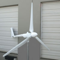 WG4.5KW Wind Turbine Wind Generator 4500W 48V